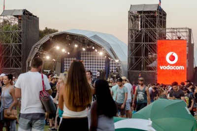 Vodacom In the City