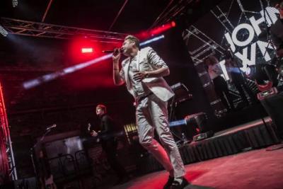 John Newman's SA tour 2014