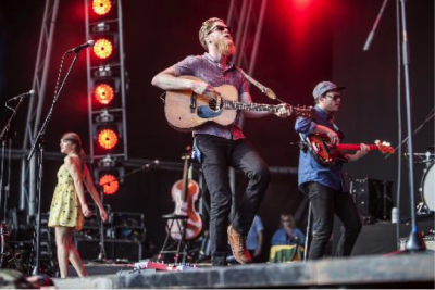 The Lumineers Live in SA, presented by Virgin Mobile, powered by 5FM
