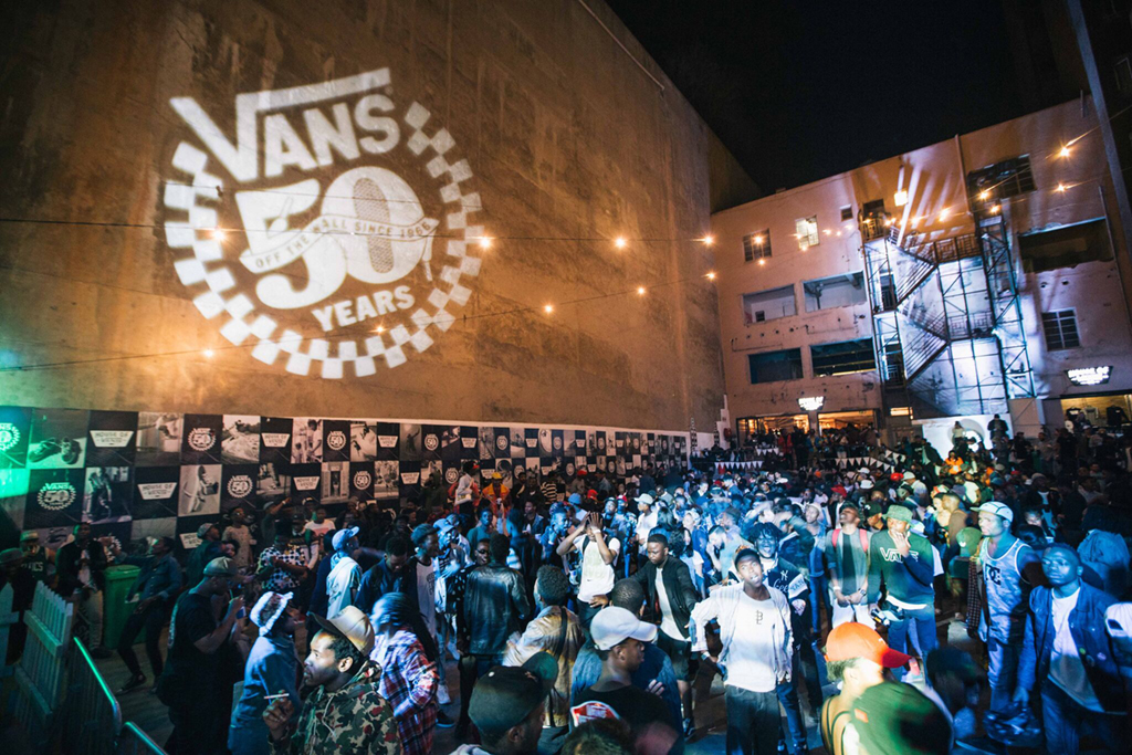 HOUSE OF VANS 50TH ANNIVERSARY 2016