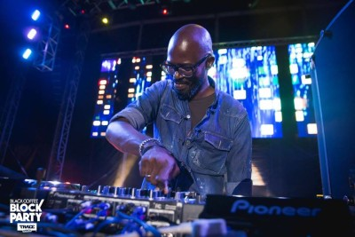 Black Coffee Block Party