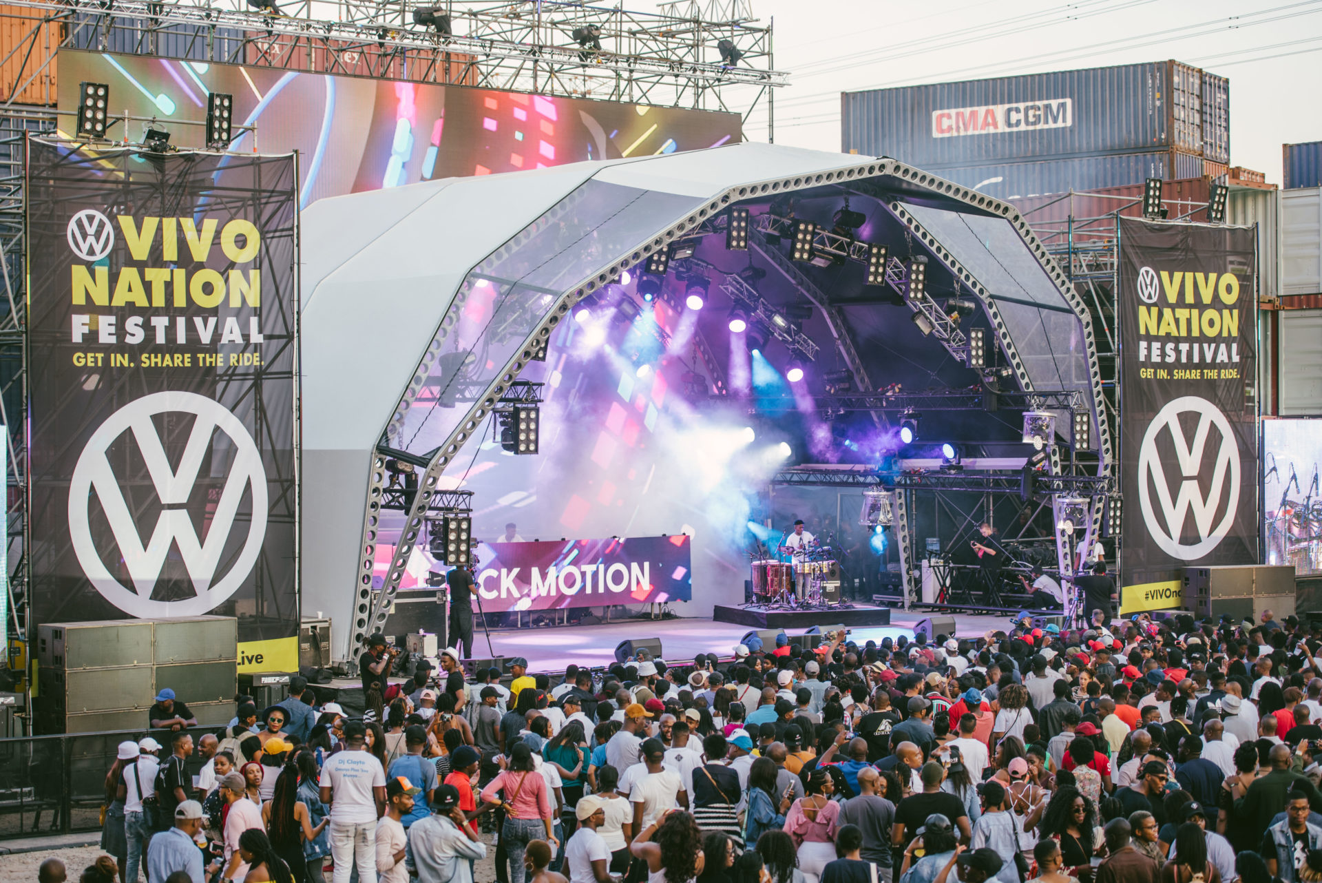 VW #VIVONATION FESTIVAL 2018 and 2019