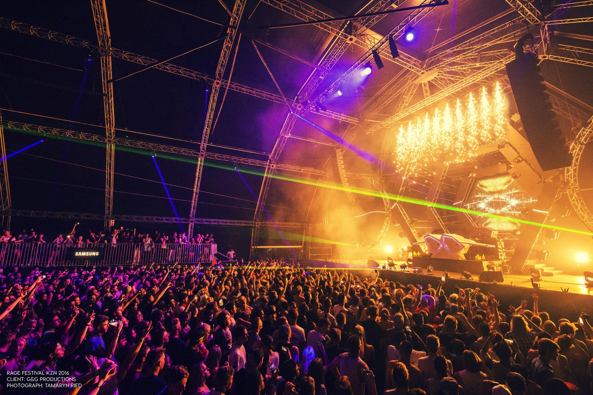 RAGE FESTIVAL 2016