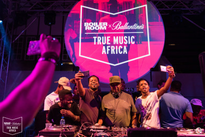 BOILER ROOM X BALLANTINE'S TRUE MUSIC AFRICA PRETORIA