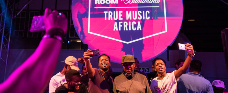 BOILER ROOM X BALLANTINE'S TRUE MUSIC AFRICA PRETORIA