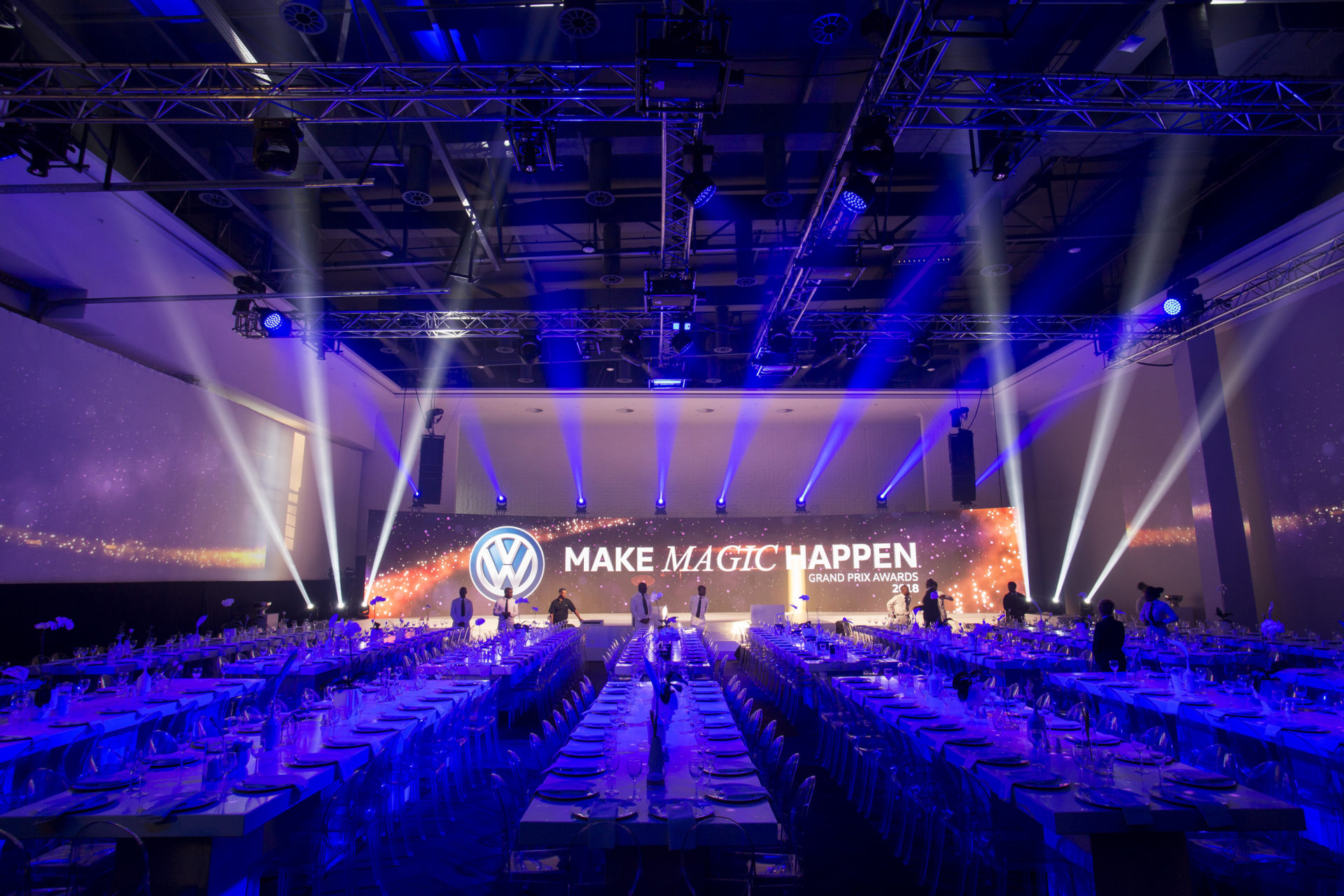VOLKSWAGEN GRAND PRIX AWARDS & DEALER MEETING 2018