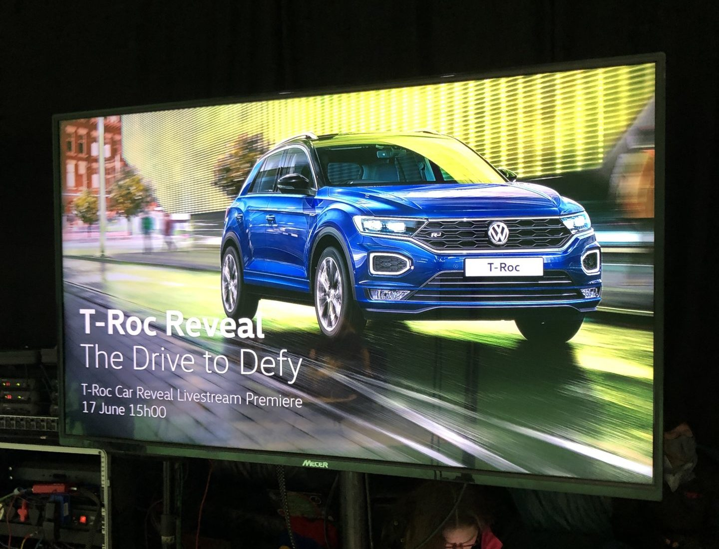 VW T-ROC DIGITAL PREMIERE